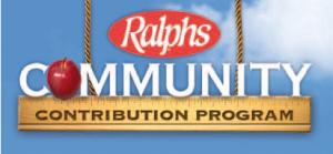 Ralphs Community program logo